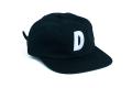 Damage Ltd - D logo cap