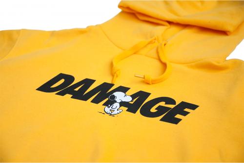Damage Limited - Peanut Logo Hoodie